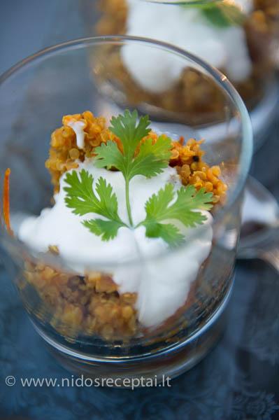 Indiskas vegetariskas troskinys