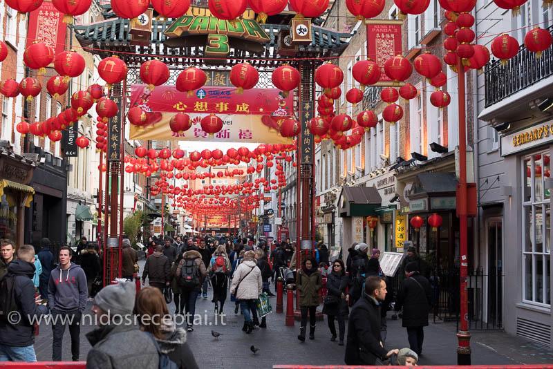 Negaliu praeiti pro China Town su mažom parduotuvėlėm