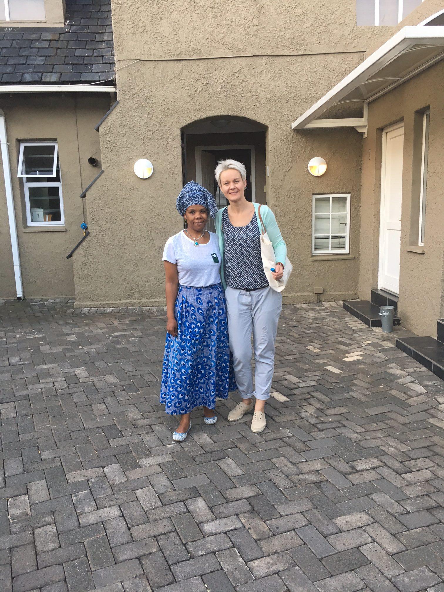Su Wendy - dar viena namų pagalbininke