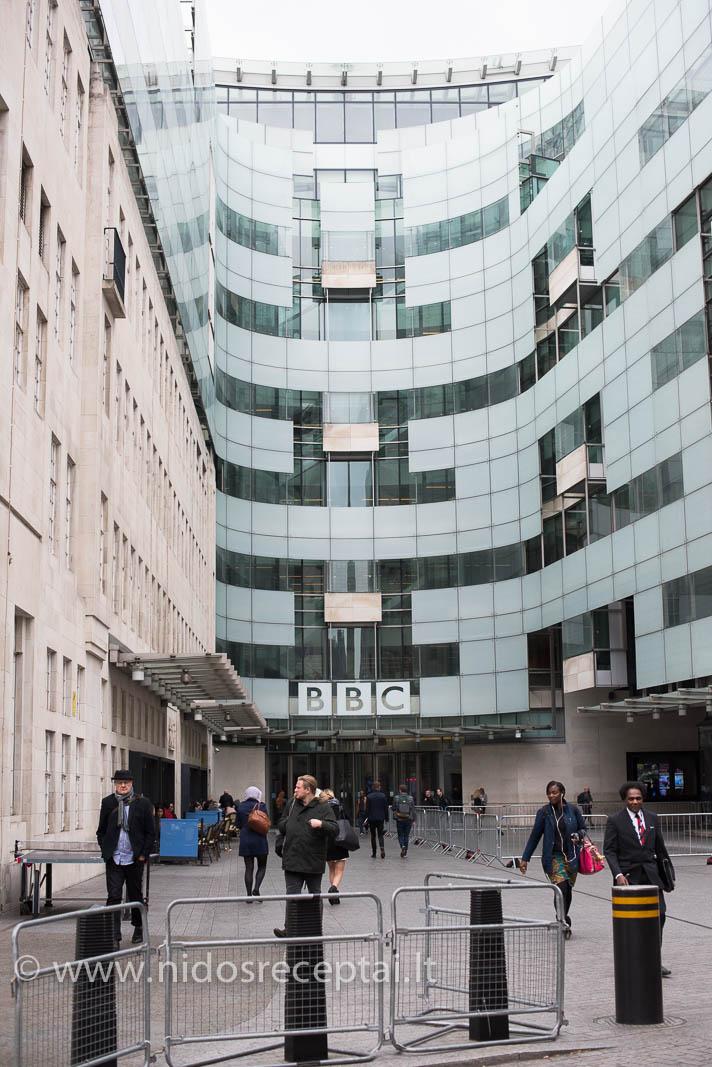 BBC pastatas