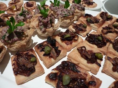 Gard s u kand iai kulinarini blog lobynas nidos receptai for Canape receptai