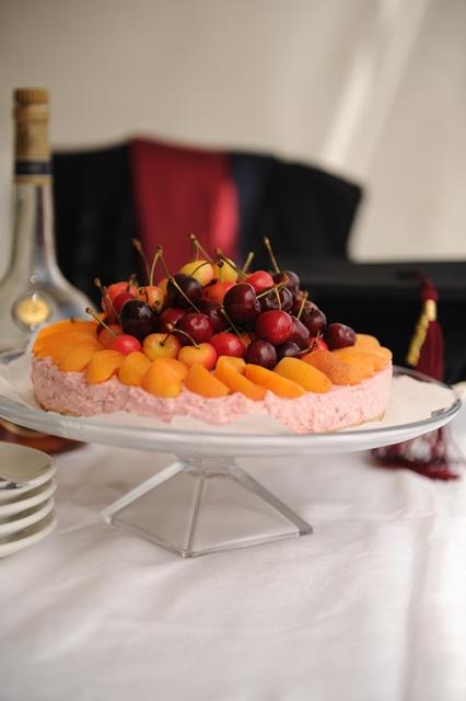 nekeptas varskes tortas