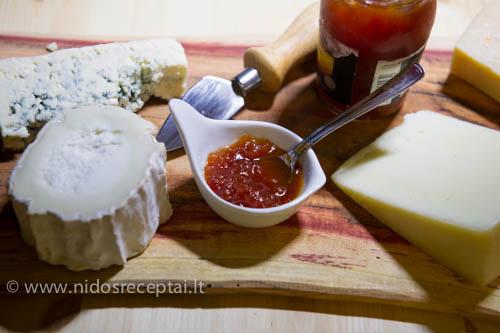 Pomidoru dzemas