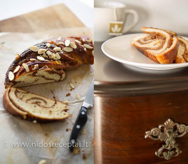 Sveintinis pyragas
