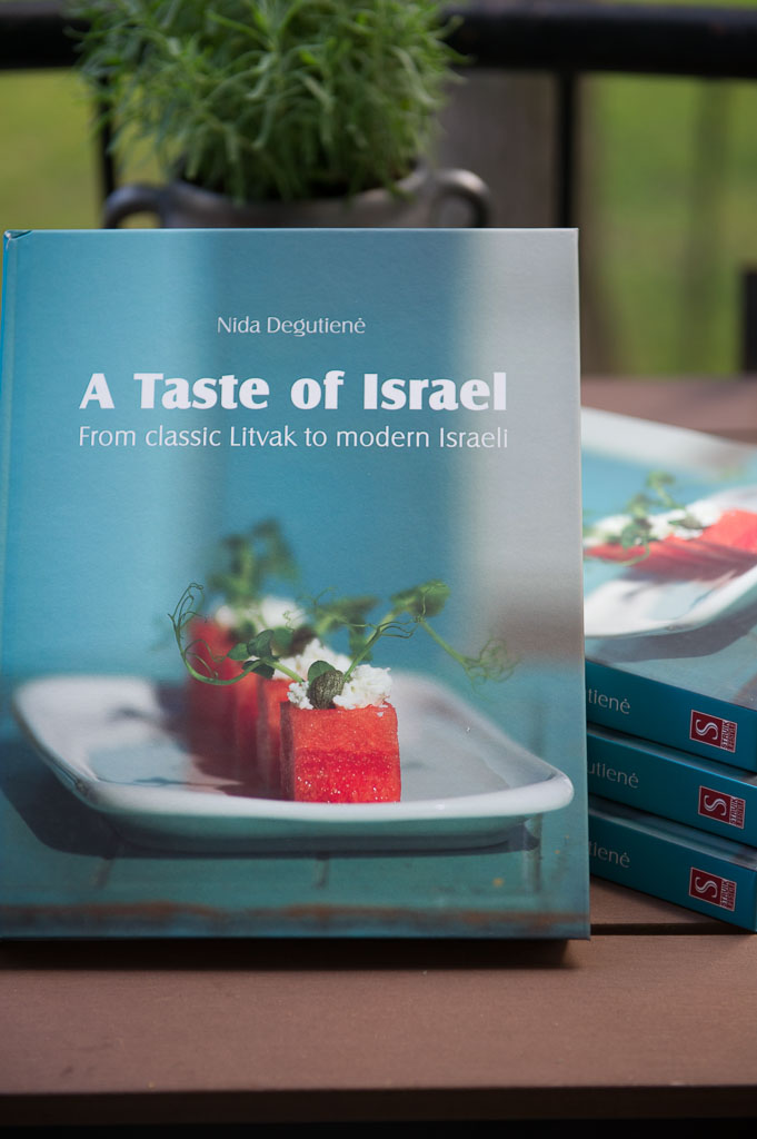 A taste of Israel - culinary book