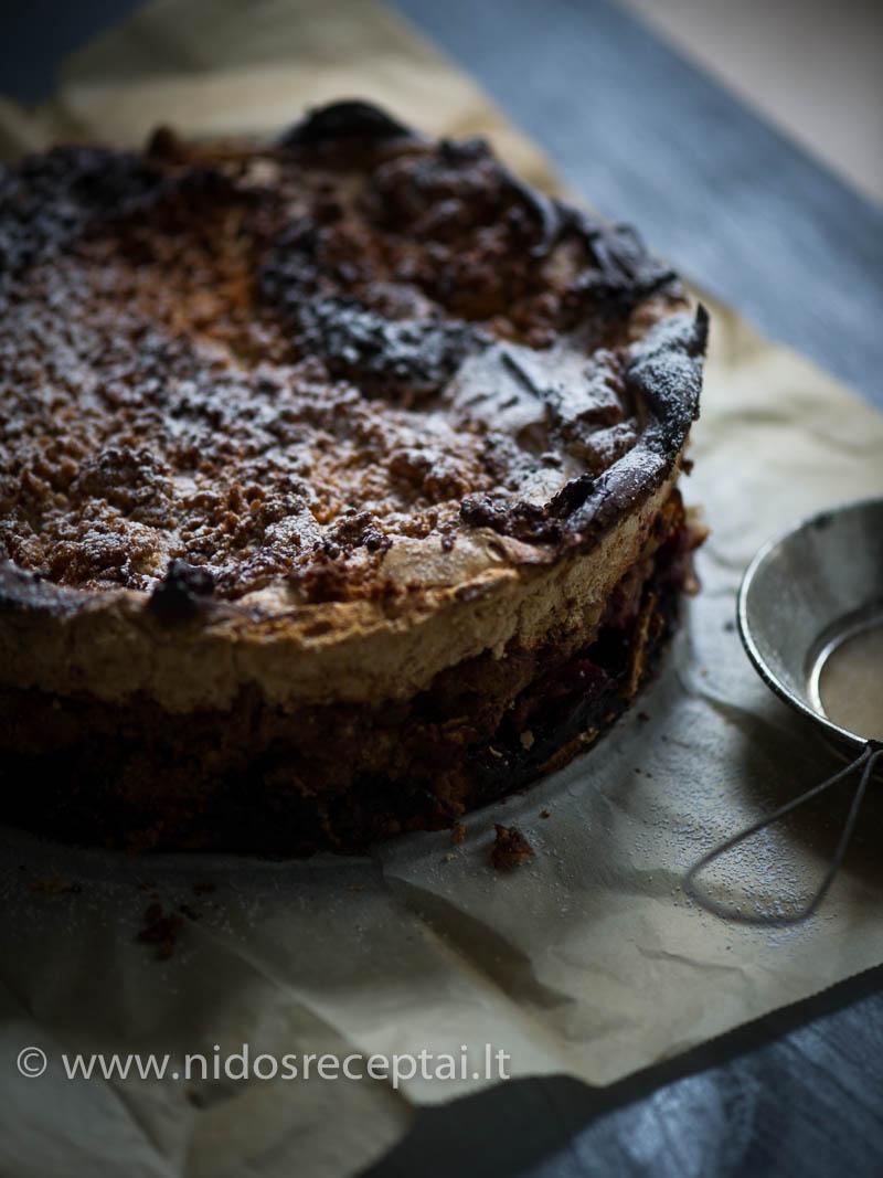 Susipažinkite: tai mano naujas firminis žiemos obuolių pyragas!