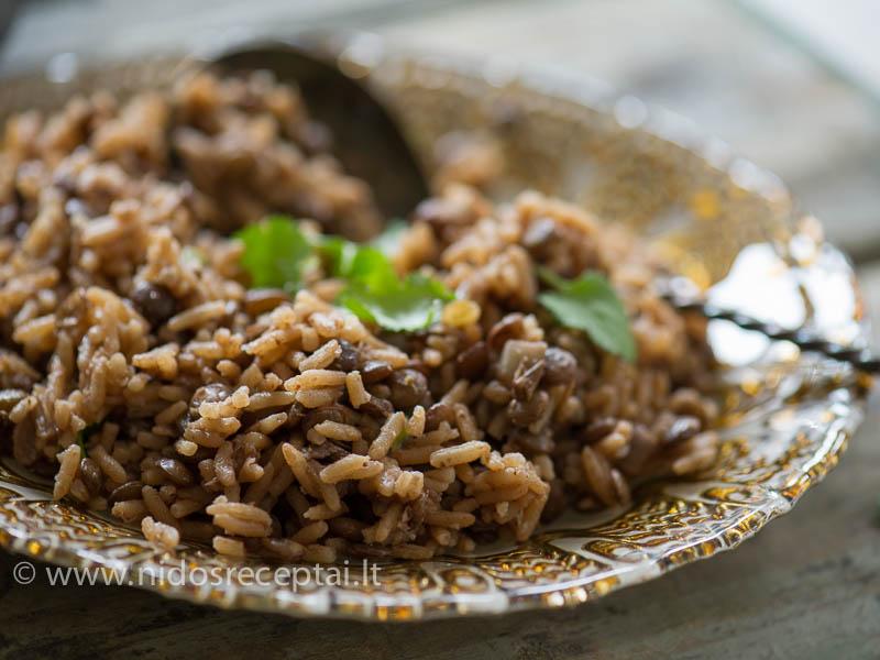 Be galo maistongas patiekalas tiks vegetarams arba kaip garnyras prie mėsiškų patiekalų