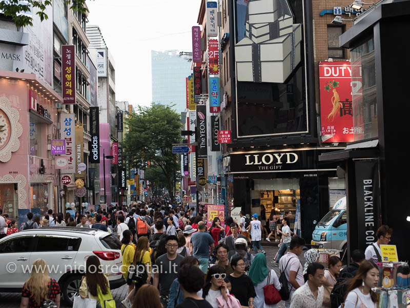 Seulas - vienas žaviausių didmiesčių
