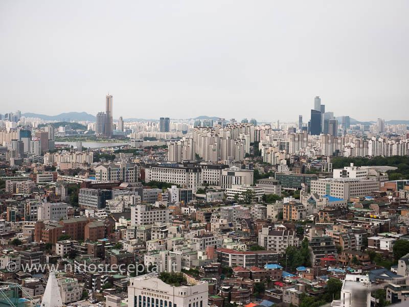 Seulas. 10 mln gyvenojų miestas...