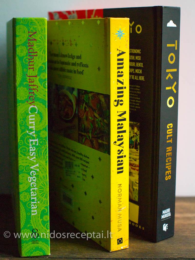 Mano naujos knygos