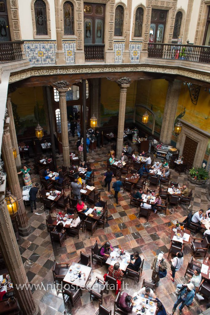 Restoranas Meksike