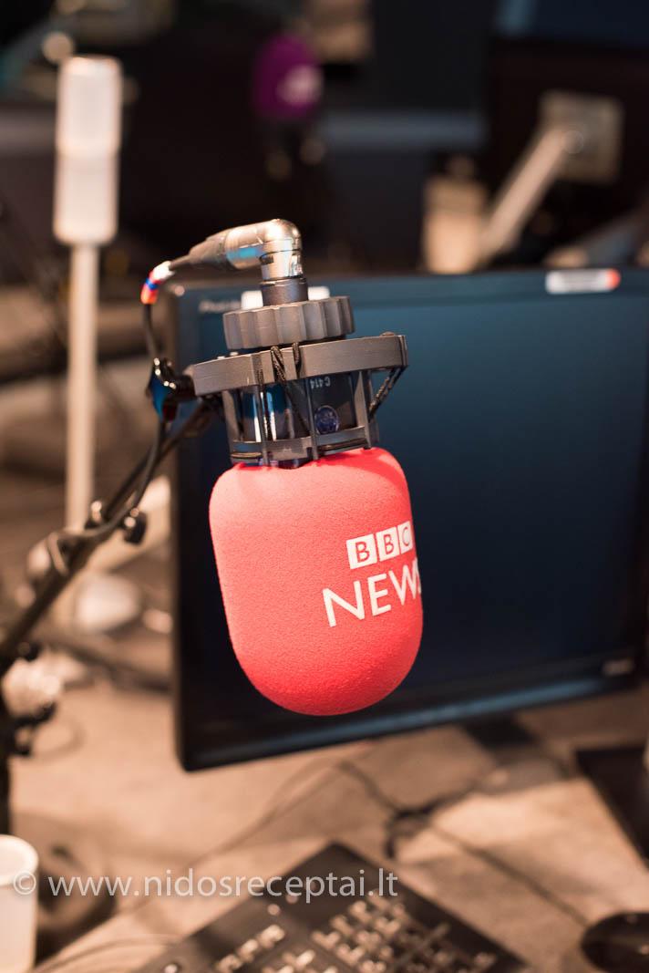 BBC mikrofonas